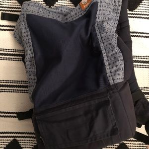 Used Tula baby carrier